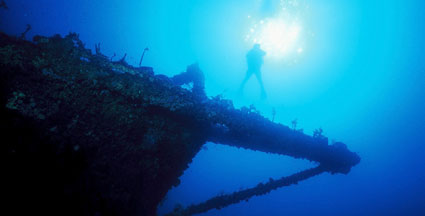 Shipwrecks New Zealand